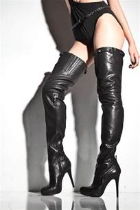 Ugg Bedroom Shoes Boots Costume Pic Thigh High Boots Leather
