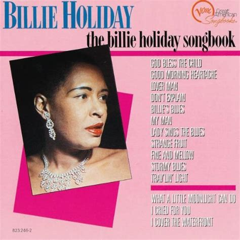 Latifah Covers Billie Holidays Travlin Light by Release The Billie Songbook By Billie