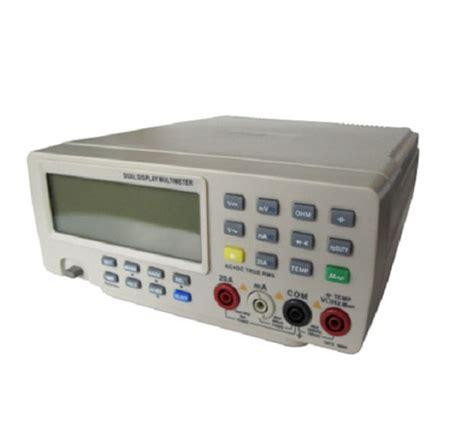 digital bench multimeter digital bench type multimeter 1000v bench type flavic
