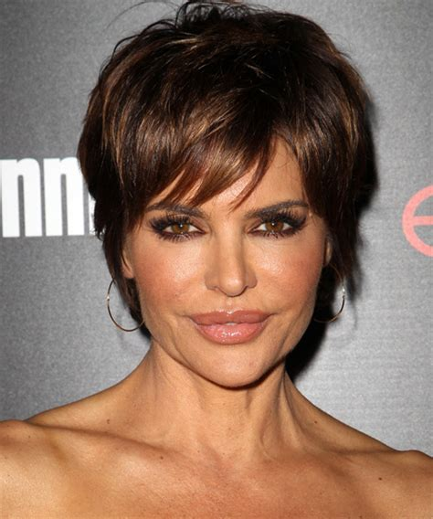 pics of lisa rinn hair growing out a lisa rinna hairstyle short hairstyle 2013