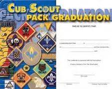 cub scout advancement card templates 17 best images about scouts certificates on