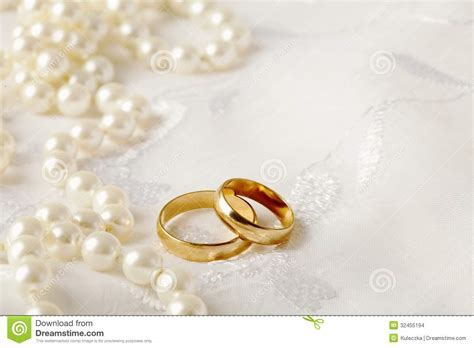 Wedding Rings Stock Images   Image: 32455194