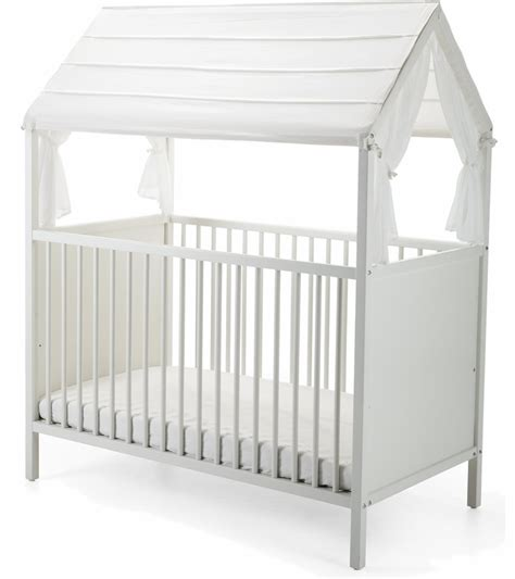 stokke home crib white