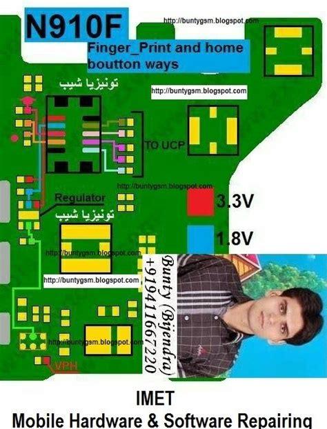 Home Button Samsung Tombol Home Samsung J5 J500 samsung note 4 n910f fingerprint home button problem solution jumper ways http ift tt