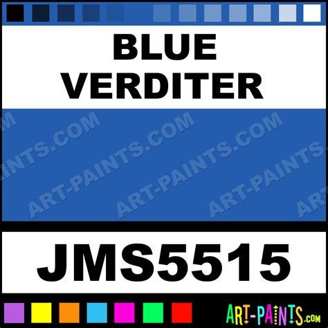 verditer blue blue verditer signature watercolor paints jms5515 blue