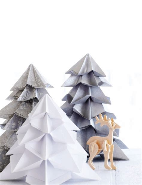Origami Trees - 61 best images on