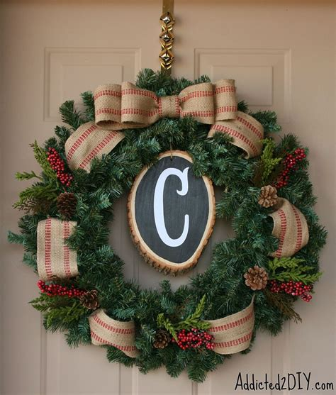 christmas home decor crafts hometalk rustic christmas decor caroline s clipboard
