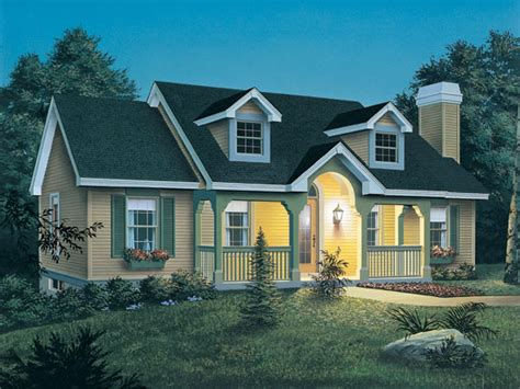 house plans new new style cottage house plan new