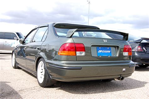Civic Ferio Mugen pic request ek mugen ferio spoiler on eg sedan honda