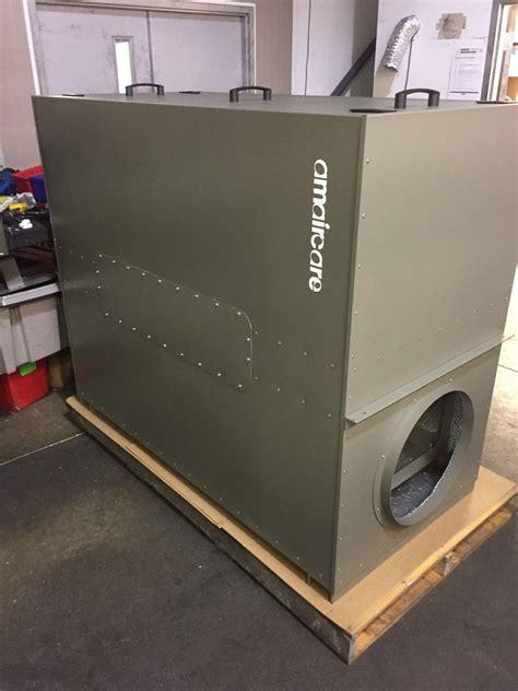 amaircare  custom industrial air cleaner