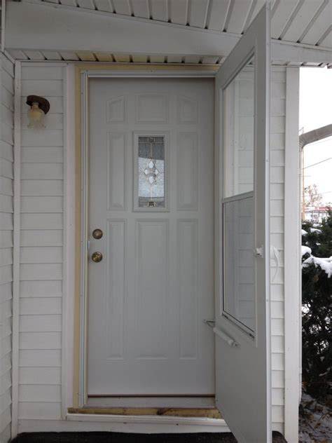 Steel Door Installation by Mastercraft Steel Door Installation Bryan Ohio
