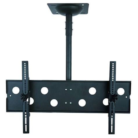 Ceiling Mount Flat Screen Tv by Tygerclaw Ceiling Mount For 32 In To 63 In Flat Panel Tv