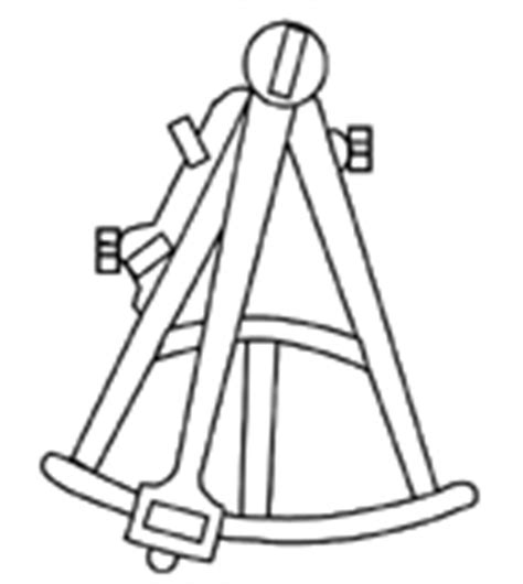 How To Draw A Sextant