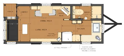 tiny house floor plan freeshare tiny house plans by the small house catalog