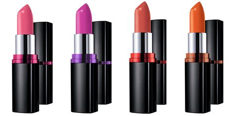 Make Lipstick Review Dan Harga kisaran harga maybelline color show fashionable lipcolor 114 neon pink dan kelebihan