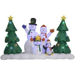 home depot inflatable outdoor christmas decorations inflatable christmas decorations from home depot holiday decor