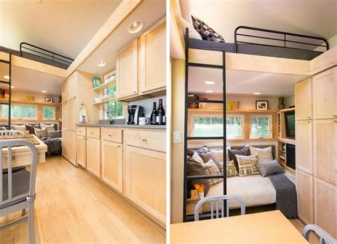 Tiny Houses For Rent Near Me tiny 269 square foot mobile home finds space for all your