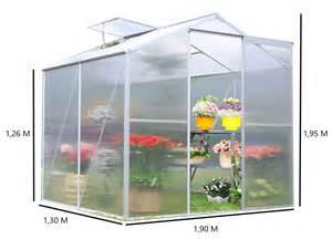 serre jardin struture alu 2 47m 178 serre jardin serre de