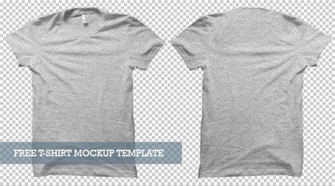 100 T Shirt Templates For Download That Are Bloody Awesome Best T Shirt Mockup Template