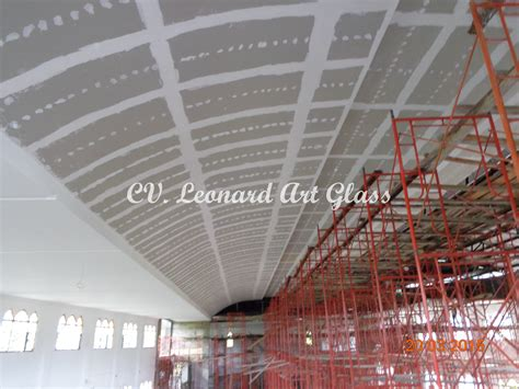 cv leonard art glass jalan raya ngagel  surabaya spesialis produksi stained glass kaca