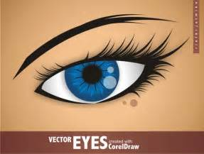 tutorial corel draw tips and trick how to make vector eyes with coreldraw x7