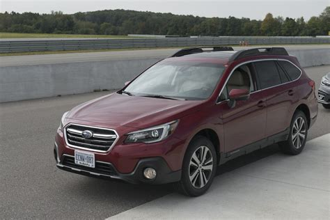 subaru outback 2018 2018 subaru outback review first drive a refresh with