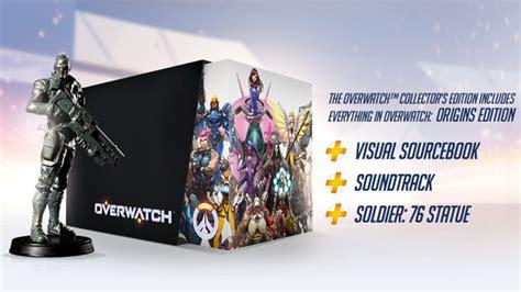Ps4 Overwatch Collectors Edition overwatch origins edition collector s edition officially