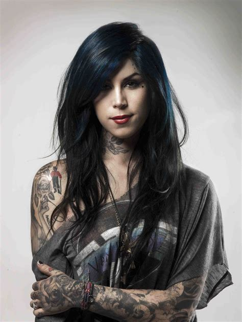kat von d without tattoos hygiene habits of the interesting l a ink s