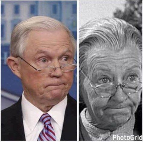 jeff sessions young photos jeff sessions and granny clett separated at birth