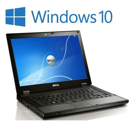 dell latitude e6410 laptop intel i5 8gb refurbished with