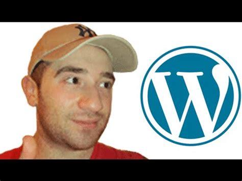 wordpress tutorial for beginners step by step wordpress tutorial for beginners 2018 make a website