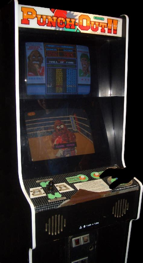 emuparadise arcade punch out rom