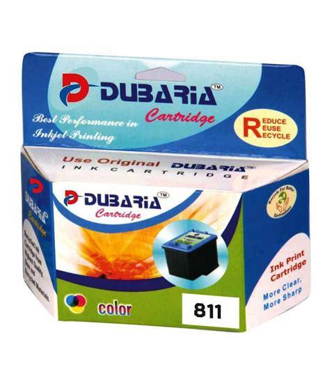 Cartridge Canon 811 Colour 1 dubaria cl 811 xl colour ink cartridge for canon 811 buy