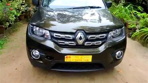 renault kwid colour renault kwid rxt outback bronze colour view