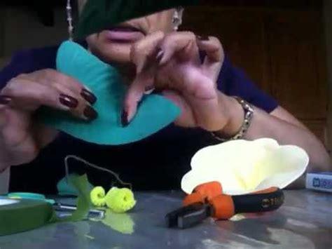como hacer un jardinero de fomi como hacer un alcatraz de fomi youtube
