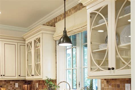 types of glass for kitchen cabinet doors glass doors kitchen cabinet types southern living