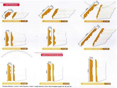 Pre Coated Wood Mouldings, Cornices, Baseboards, Casings