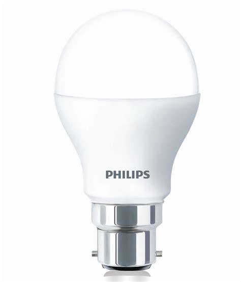 Lu Led Philips 5 Watt Philips White 7 5 Watt Led Light Bulb Buy Philips White 7
