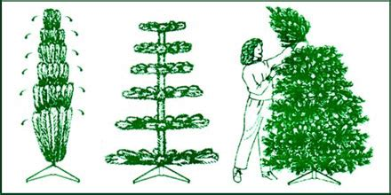 diy projects how to assemble a barcana christmas tree
