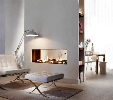 Moderne Ferienhäuser by Design Kamin Sitzecke