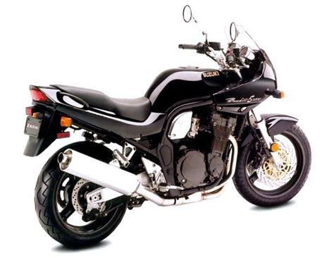The History Of The Suzuki Bandit 1200
