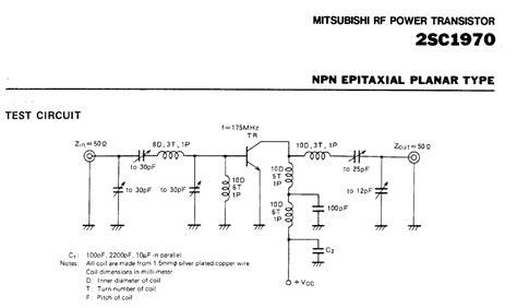 transistor c6090 sustituto transistor c6090 datasheet 28 images transistor rf vhf berbagi pengalaman macam macam