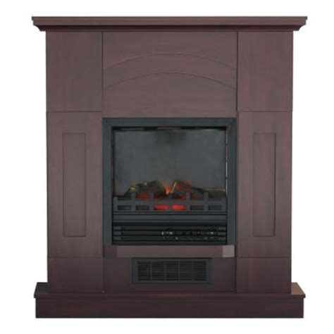 home depot electric fireplaces clearance quality craft 36 in electric fireplace in cherry