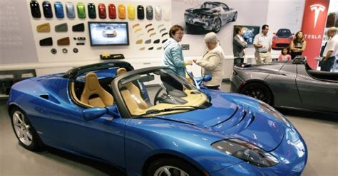 Tesla Cars Banned Tesla Banned From Direct Sells In New Jersey Ny Daily News