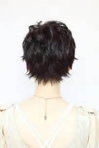 show pictures of the back of a shag hairstyle 70s shaggy haircut book image short hairstyle 2013