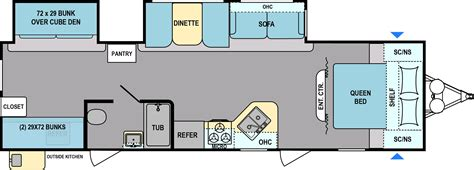 coleman cing light battery coleman travel trailers floor plans coleman cers for