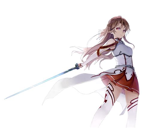 wallpaper anime render asuna yuuki render wallpaper and background 1366x1230