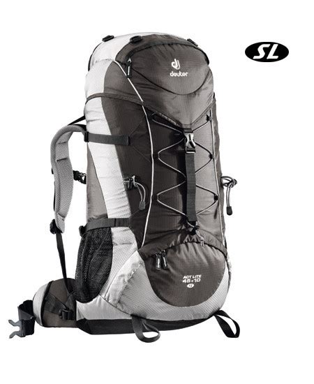 Deuter Aircontact 4510 deuter aircontact lite 45 10 sl overnight backpack s at norwaysports archive