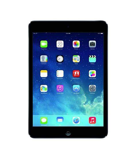 Mini 1 Wifi Only apple mini 2 wifi only space grey tablets at low prices snapdeal india