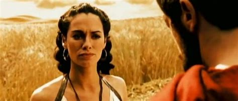 300 film queen gorgo was being a spartan woman just one big greek holiday